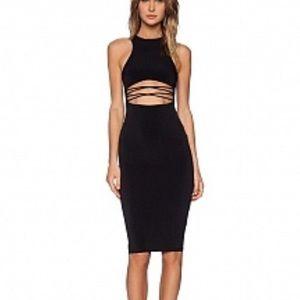 Nookie Bella Hadid Inspo Dress Size 8